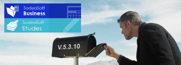 Nouvelle version pour les logiciels de devis et facture